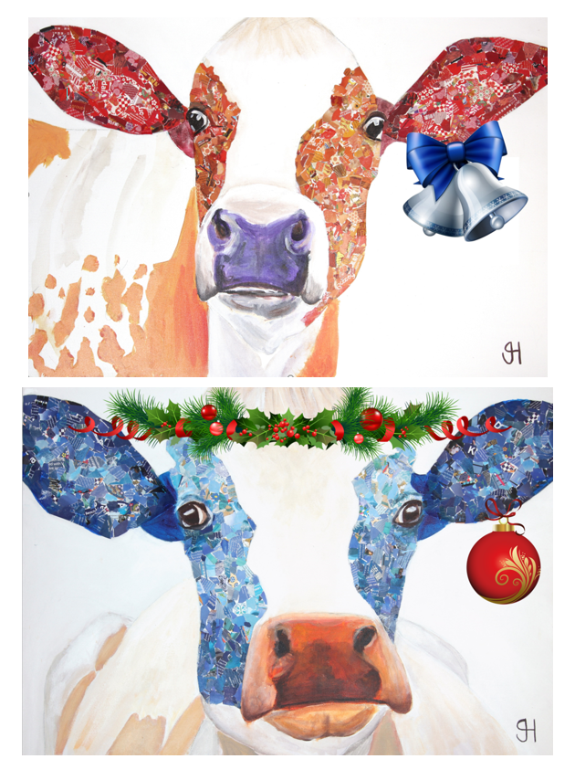 Christmas Cards: To MOOve You!